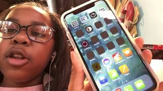 Unboxing My Iphone X 📱👍🏾