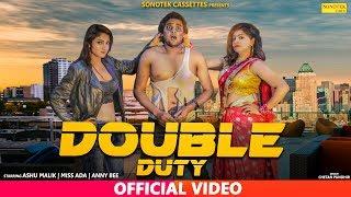 Double Duty | Anney Bee | Miss Ada | Aashu Malik | Latest Haryanvi Songs Haryanavi 2018 | Sonotek