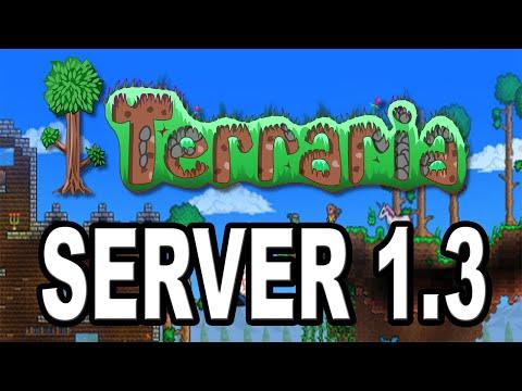 How to Make a Terraria Server 1.3 (NO HAMACHI) (EASY)