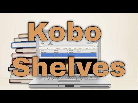 Calibre   Shelf Management for Kobo eReader