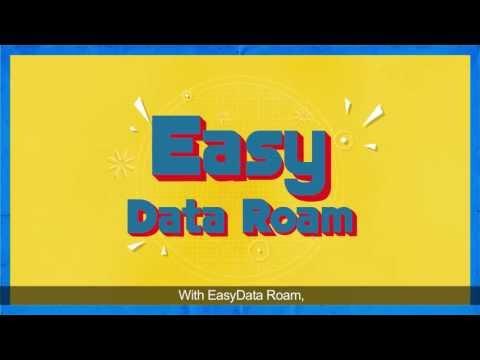 SingTel EasyData Roam