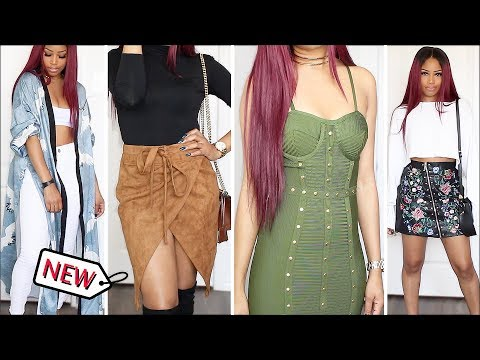 AFFORDABLE FALL HAUL + TRY-ON!