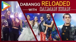 Dabangg Reloaded: Salman Khan reveals about the launch of BEING HUMAN in USA