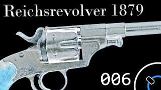How it Works: German Reichsrevolver Model 1879