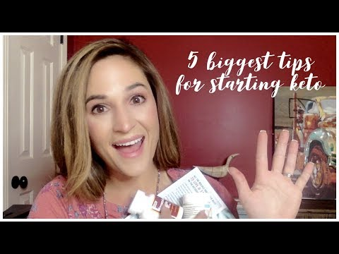 My 5 BIGGEST Tips For Starting Keto - Keys To Success! Portion Fix | 21 Day Fix | Clean Eating