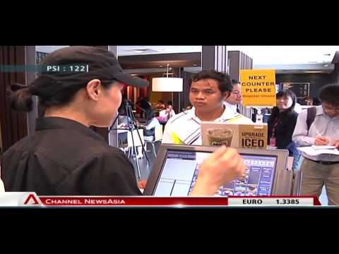 Businesses gearing up for more early birds ahead of free MRT travel scheme - 18Jun2013