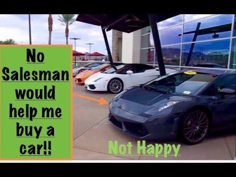 Arizona car shopping SUCKED!!