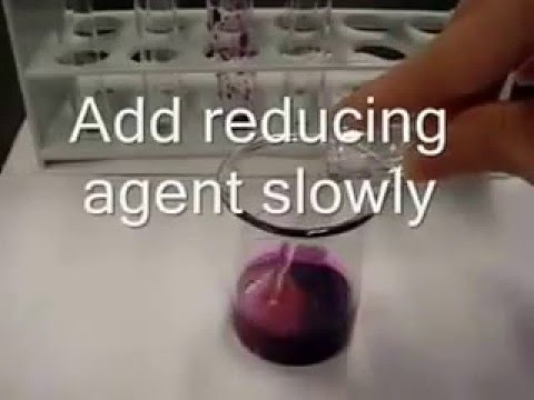 test for reducing agent or SO2 use KMnO4