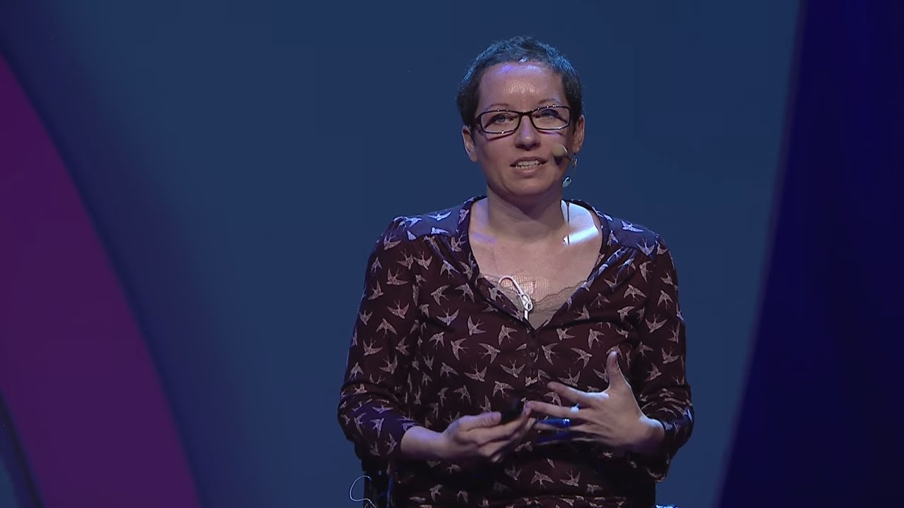 Invisible Diversity: A Story Of Undiagnosed Autism   Carrie Beckwith-Fellows   TEDxVilnius