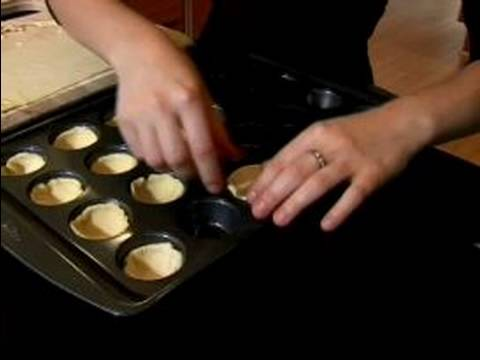 Party Appetizers for Holiday Catering : How to Make Mini Quiche Party Appetizers