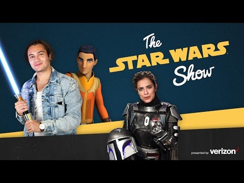 Taylor Gray, Mandalorian Mercs Armor Building, and Fan Halloween Costumes   The Star Wars Show