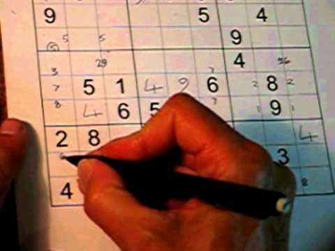 Become a Sudoku Expert in 10 mins!