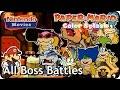 Paper Mario: Color Splash - All Boss Battles