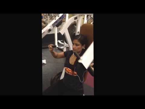 Correct form for chest day workouts (non surgical breast lift)