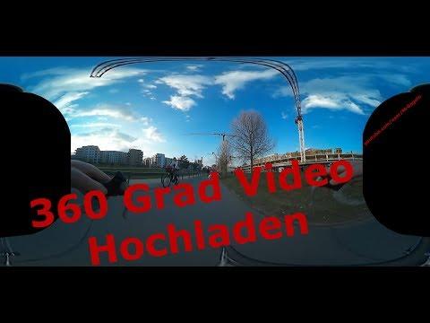 360°-Videos hochladen   Upload vorbereiten   Youtube