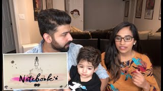 Notebook Trailer Reaction | Pranutan Bahl | Zaheer Iqbal | Salman Khan Production |RajDeepLive |