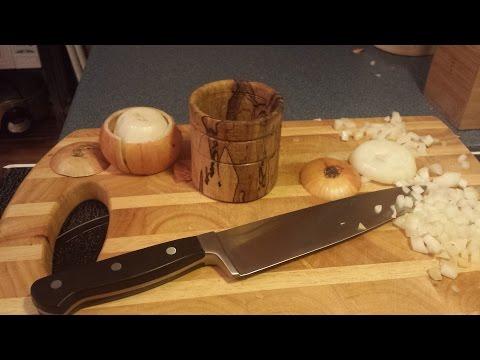 Wooden Ingredient Bowl ~ 2015 Kitchen Utensil Build Challenge
