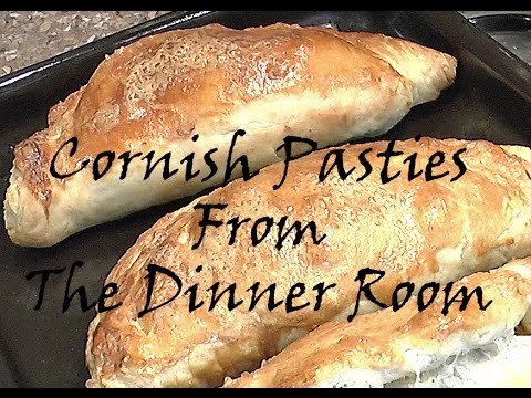 Cornish Pasties - How To Make