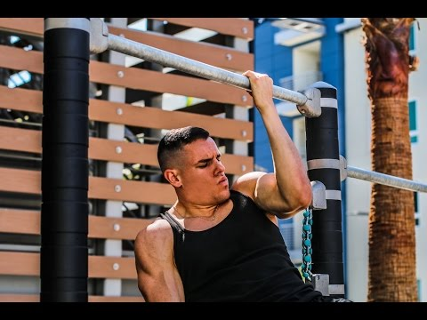 Secret To A One-Arm Pull Up - Great Exercise