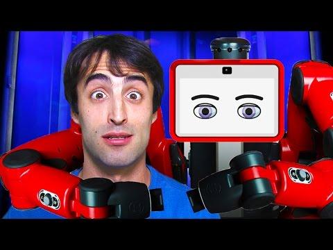 Robots Stealing My Jobs