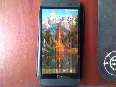 HTC One E8 screen troubles