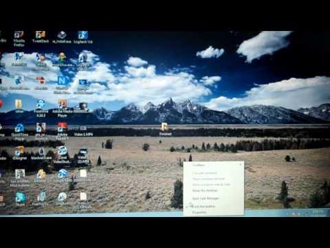 How to make windows 7 toolbar aero feature comeback