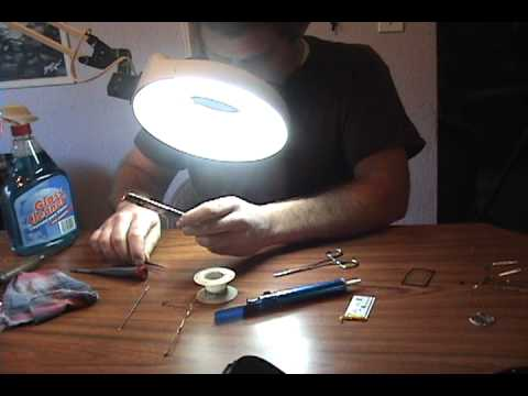 Replacing the Battery in iPod Nano 5g - Dean's How-To