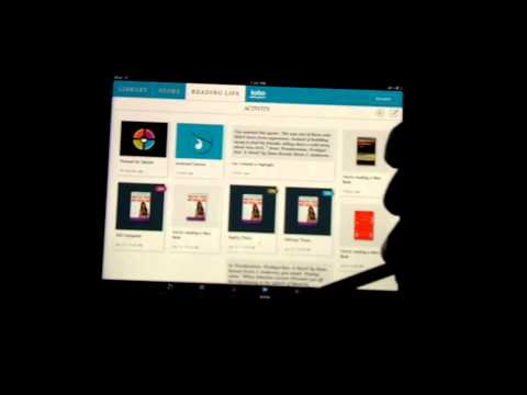Kobo app review take 2.MOV