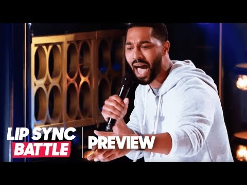 Tone Bell Transforms Into John Legend for