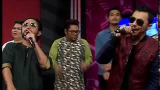 Mawi Feat Syamsul Yusof - Bukan Propaganda live @ Muzik Muzik 32