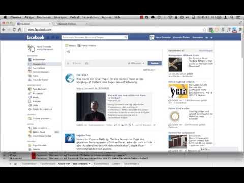 Facebook: Wie mache ich Smileys in Nachrichten+Kommentaren?