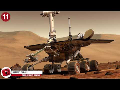 21 Things Space Lovers Should Know About Mars
