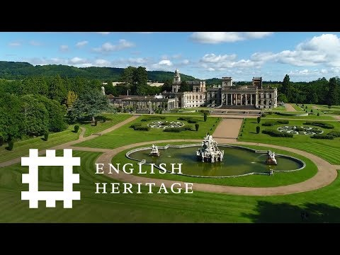 Postcard from Witley Court | HD Drone footage