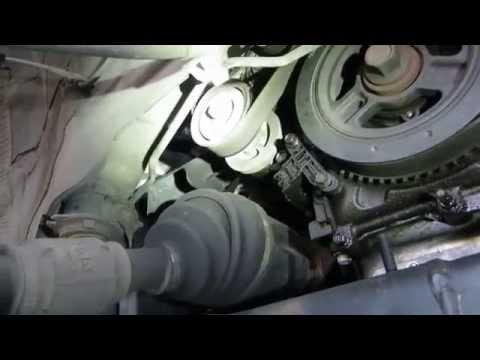 2008 Mazda CX-7 Alternator Replacement - Part 1