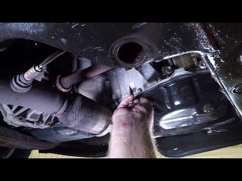 Fel Pro Oil Pan Gasket Installation