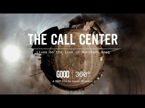 The Call Center: Lives on the line in Northern Iraq