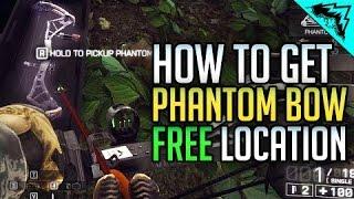 how to get the phantom bow