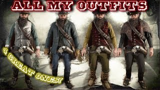 Red dead redemption 2 Texas Rangers Outfits Videos - 9tube tv