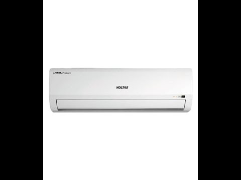 Voltas 1 Ton 5 Star BEE Rating 2018 Inverter AC