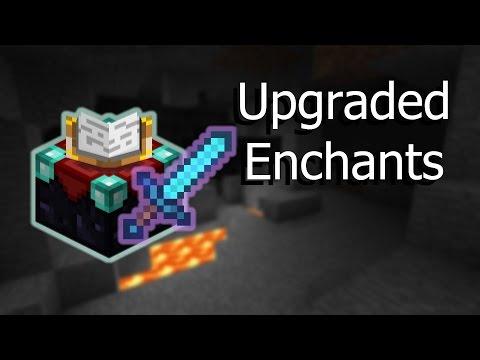 [1.9] Higher-Level Enchantments – Vanilla Minecraft Command Blocks