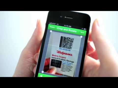 How to Save Printed Coupons into Passbook with SnipSnap