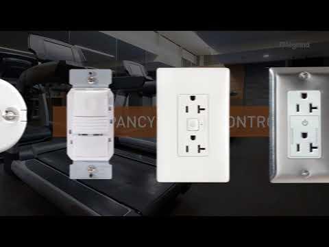 PlugLoad Control Solutions   Legrand