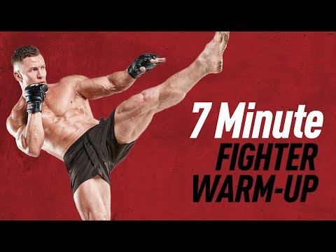 Joint Armour™ - 7 Minute Fighter Warm Up