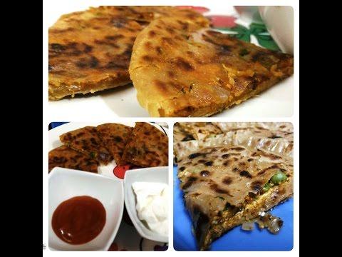 paneer paratha recipe in hindi | Paneer cheese Paratha | healthy breakfast ideas | dinner recipes