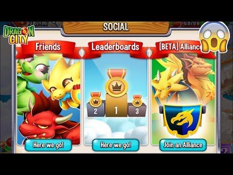 Dragon City - New Dragon Social & Join Alliances [NEW UPDATE]