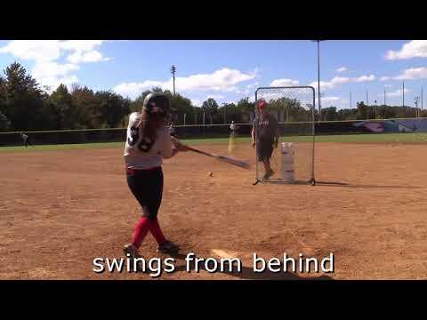 Lexy Sorensen 2020 C/OF 3.9gpa Virginia softball prospect