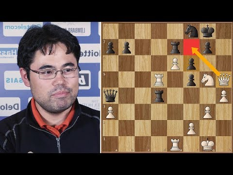 Tal Variation and 135 Moves - A Long Day For Nakamura | #gibchess | Round 2