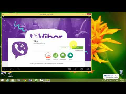 Viber For Pc without Smart Phone Vertifi
