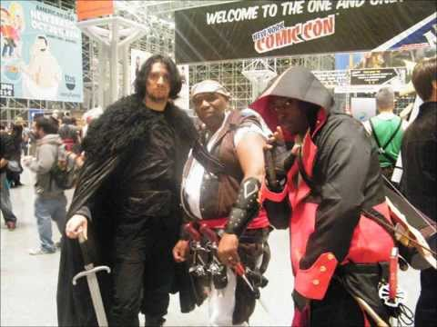 New York Comic Con 2014 - Saturday Pass (Part 2 - Cosplay)