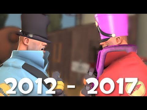 TF2 Storytime: My History With Team Fortress 2